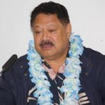 Pasifika Media Association's Kalafi Moala, Image courtesy of Pacific Media Centre.