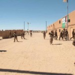 Marines from 3rd Combat Engineer Battalion teamed up with soldiers from the New Zealand Army June 20, 2012 to conduct bilateral training.  (Official USMC photos by Lance Cpl. Ali Azimi. )