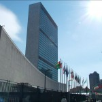 UN Plaza: image by Selwyn Manning and courtesy of Scoop Media.