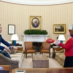 US President Barack Obama and Australia Prime Minister Julia Gillard - image courtesy of the White House.